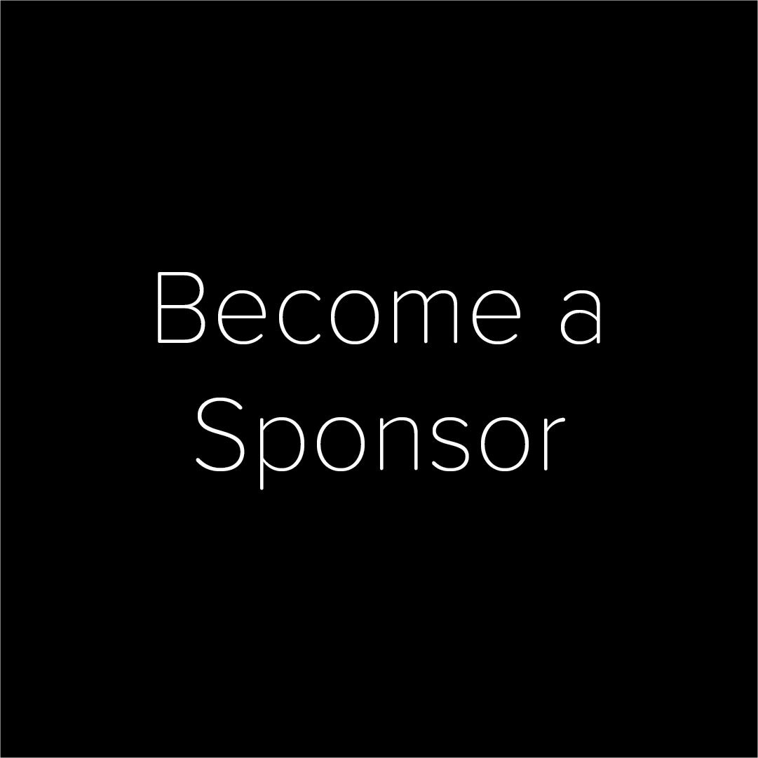 Contact Us  to become a sponsor