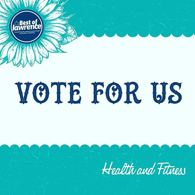 Don't forget to vote for us! Voting ends this week. We'd really appreciate the love 💕  www.bestoflawrence.com  #elevatemindbodypeace #elevate #massage #healthandwellness #voteforus #bestoflawrence