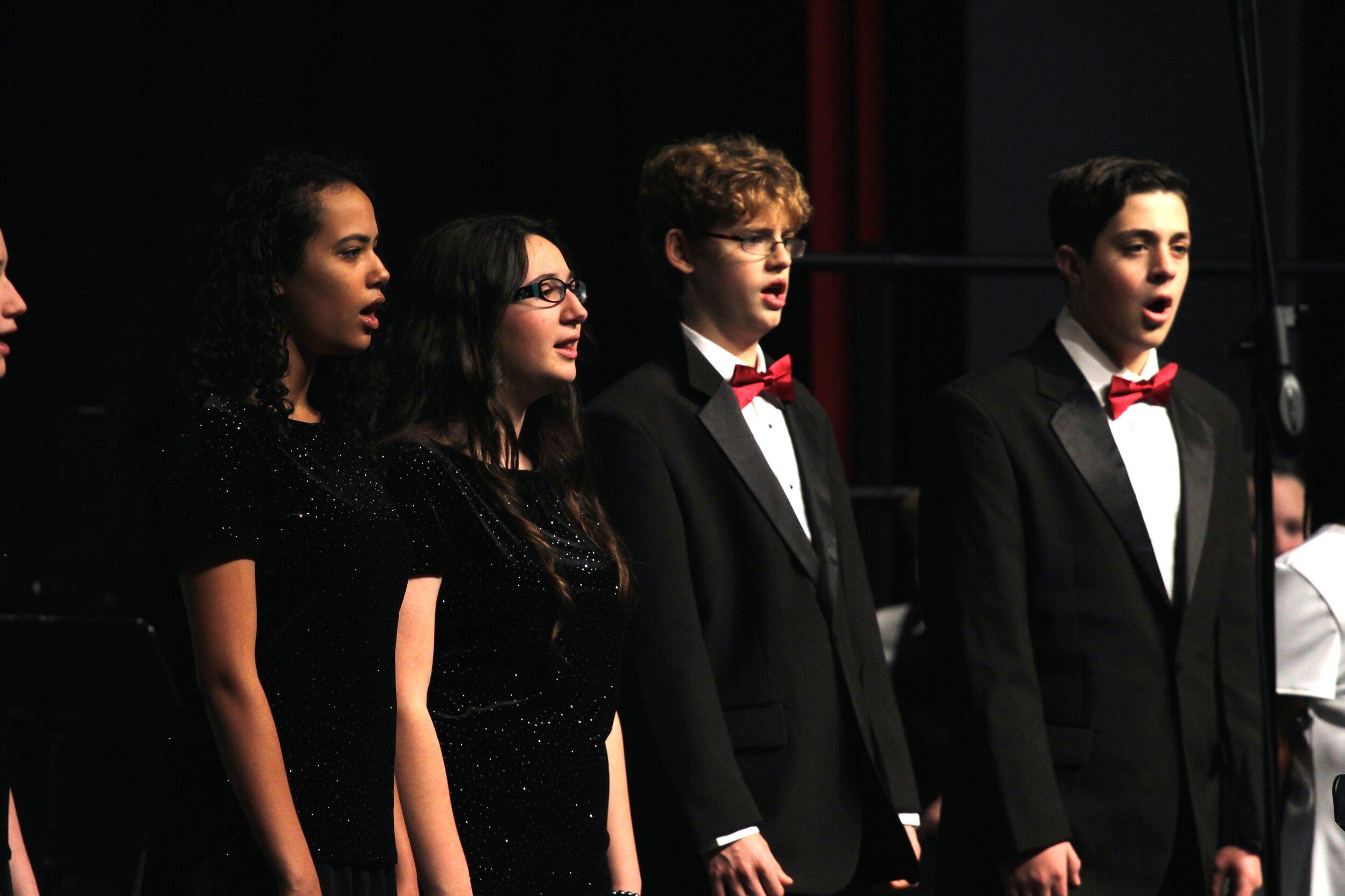 4 Youth Choir singers in concert.jpg