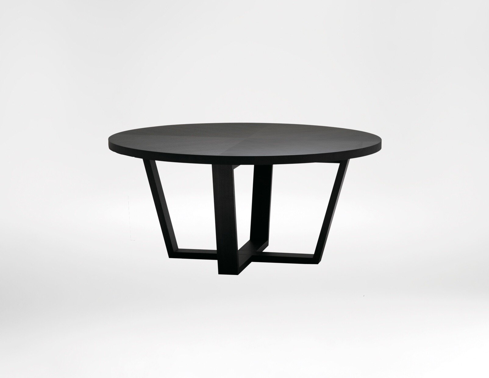Domo dining table - Contemporary styling with the quality of traditional craftsmanship.