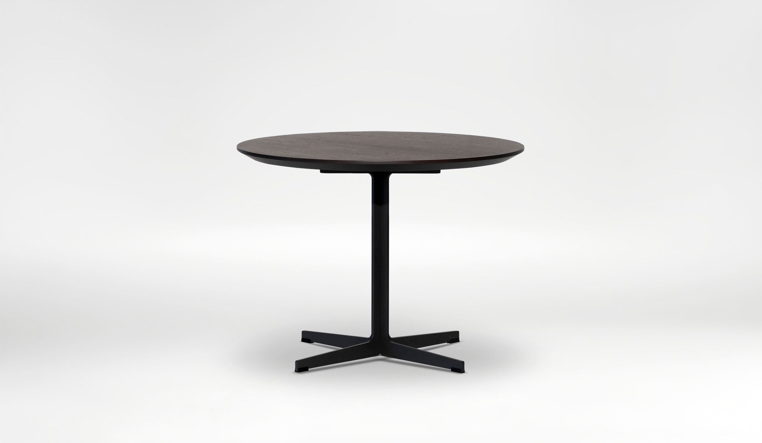 vary dining table - Vary table combines clean lines with a striking cross base stance.