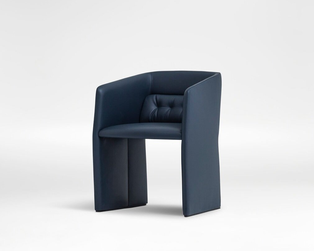 Echo chair - The Echo Chair by adds contemporary sophistication and flair to any space.