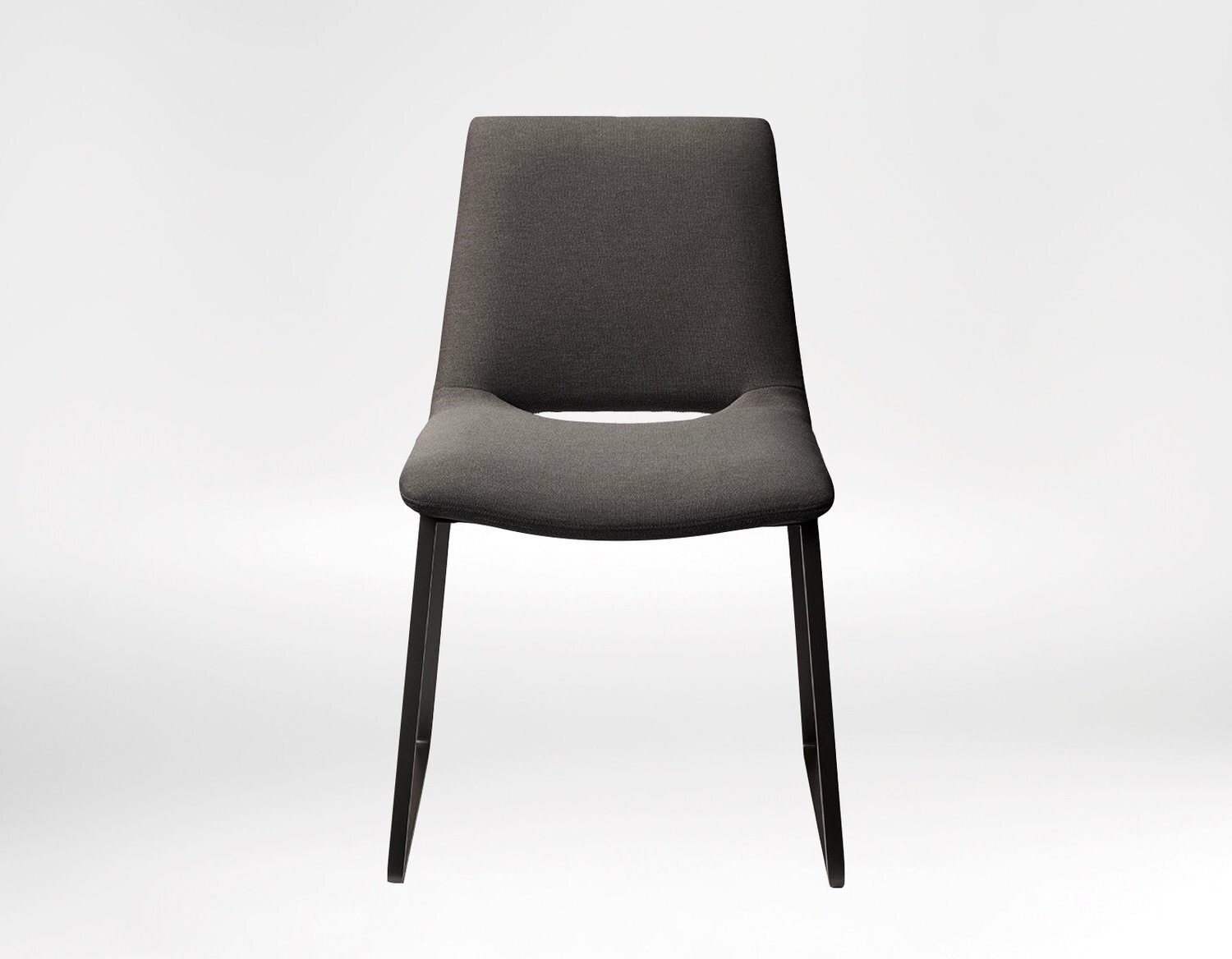Waltz plus chair - The Waltz Plus Dining Chair is a cool expression of contemporary design.