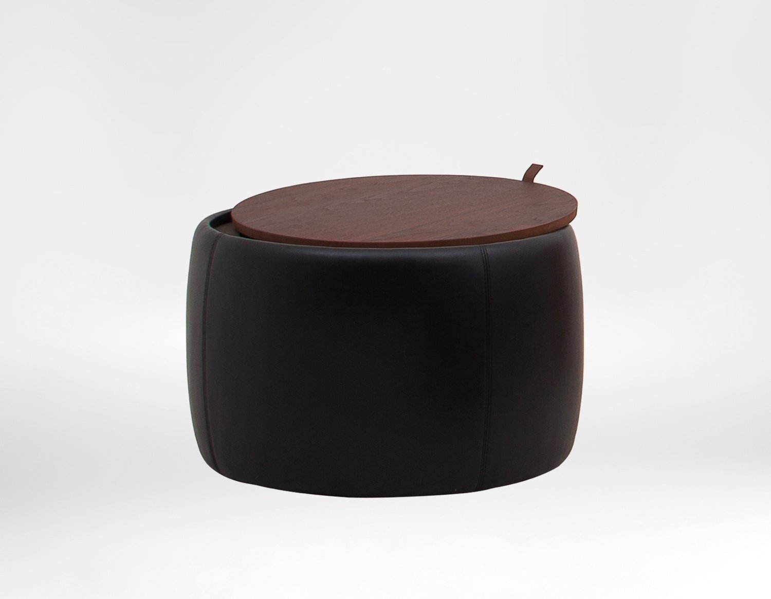 Drum ottoman - Playful and exuberant in design, the Drum Ottoman is an exciting and adaptable piece.