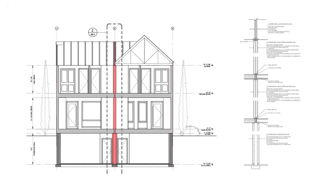 The Strawberry Daiquiri House - Type of Build: DuplexSquare Footage: 1500 ft2Neighbourhood: Bonnie Doon