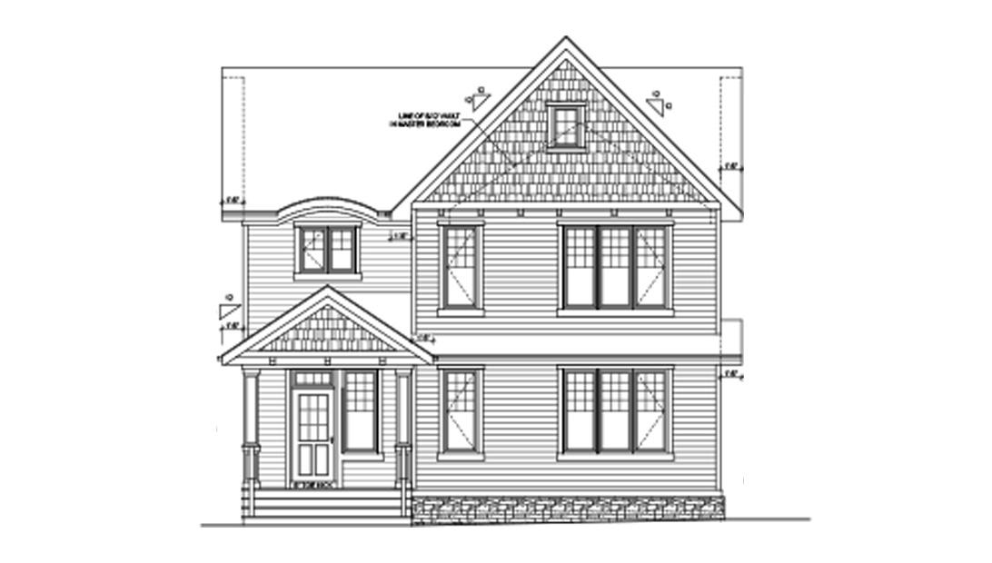 The Dry Martini House - Type of Build: Single Family HomeSquare Footage: 3100 ft2Neighbourhood: McKernan