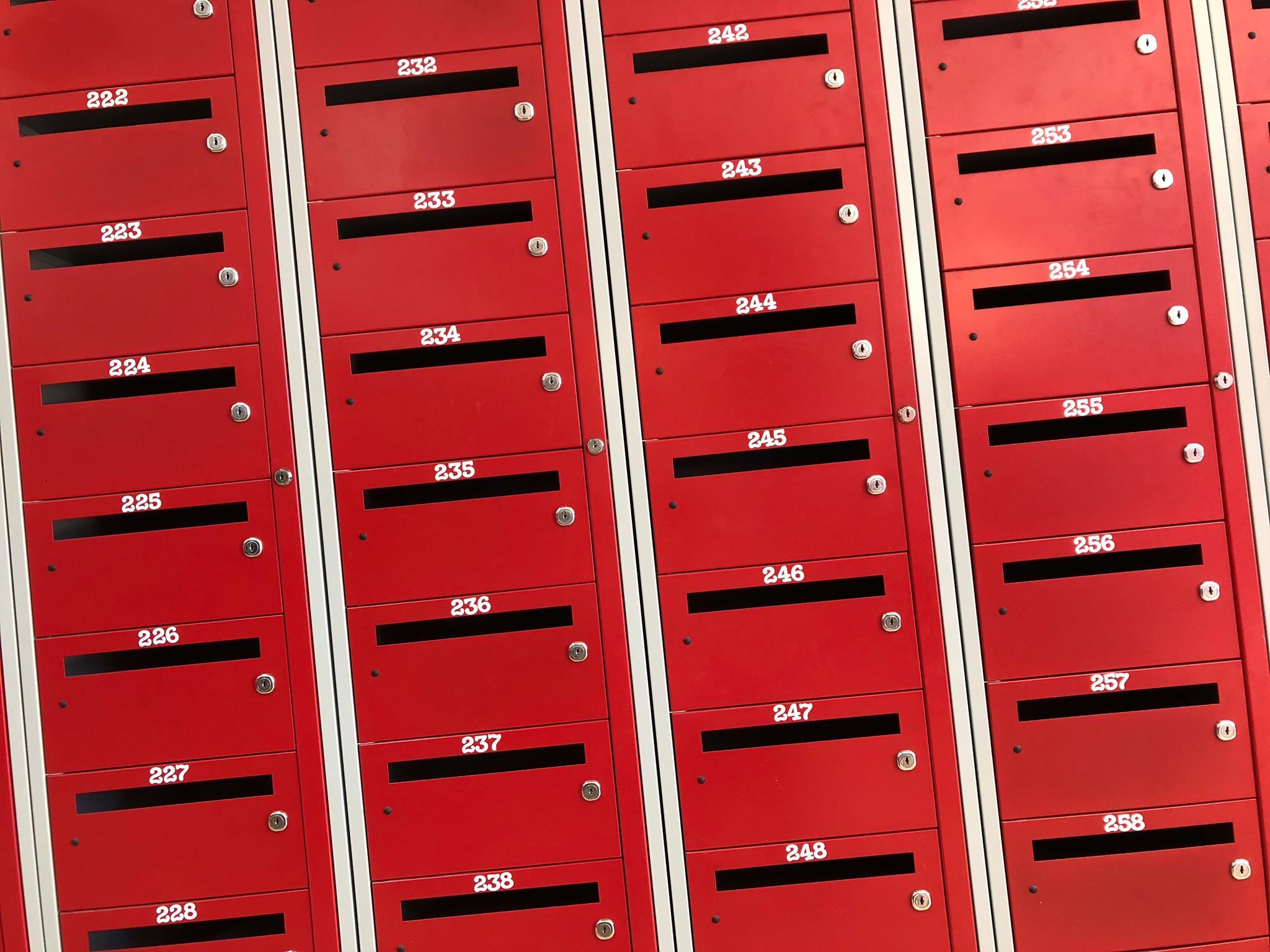 Secure PO Box Rentals