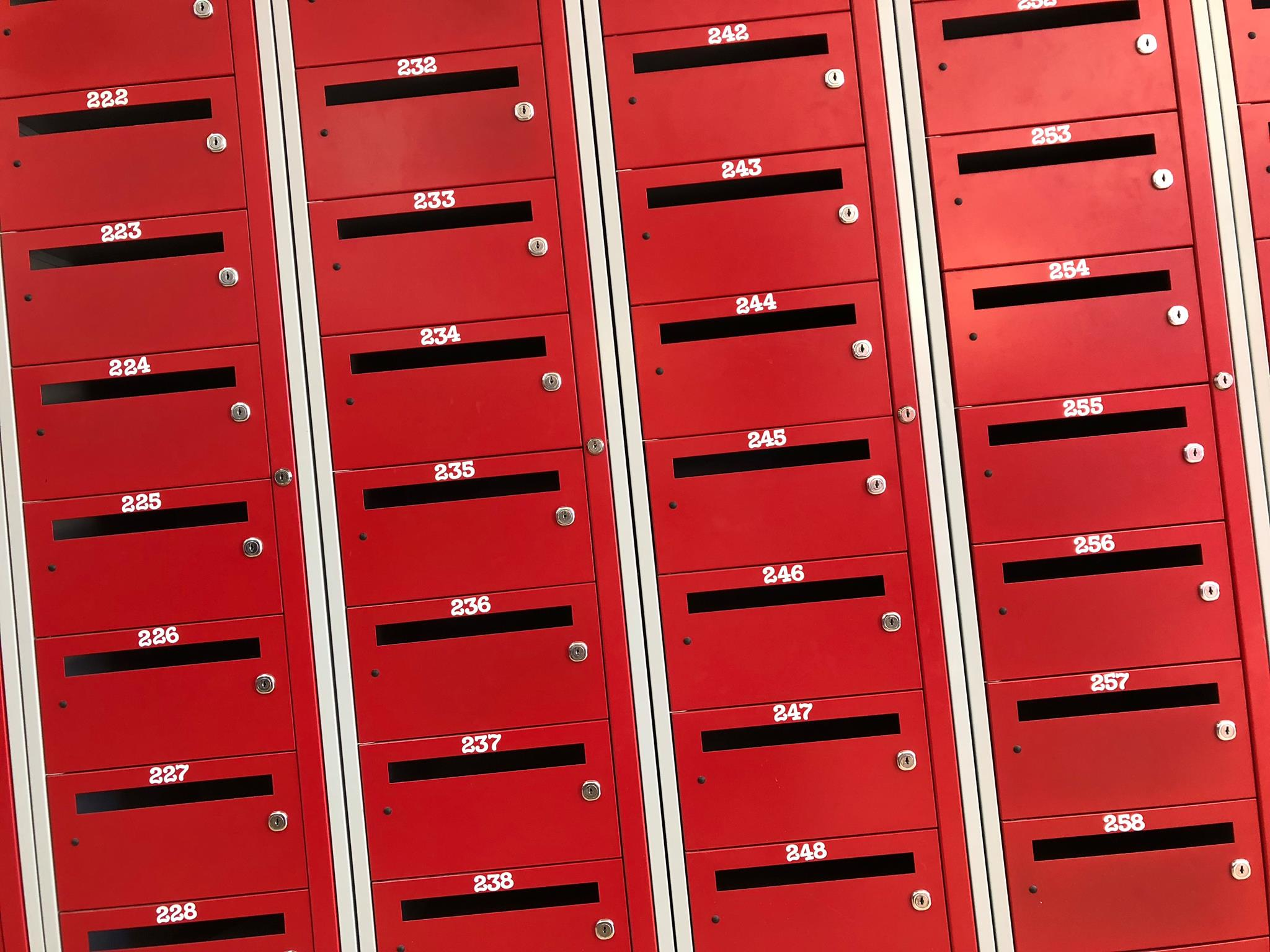 SECURE PO BOX RENTAL -