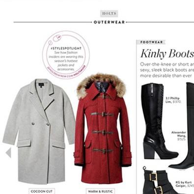 Holts Style Spotlight   - Sep 2014