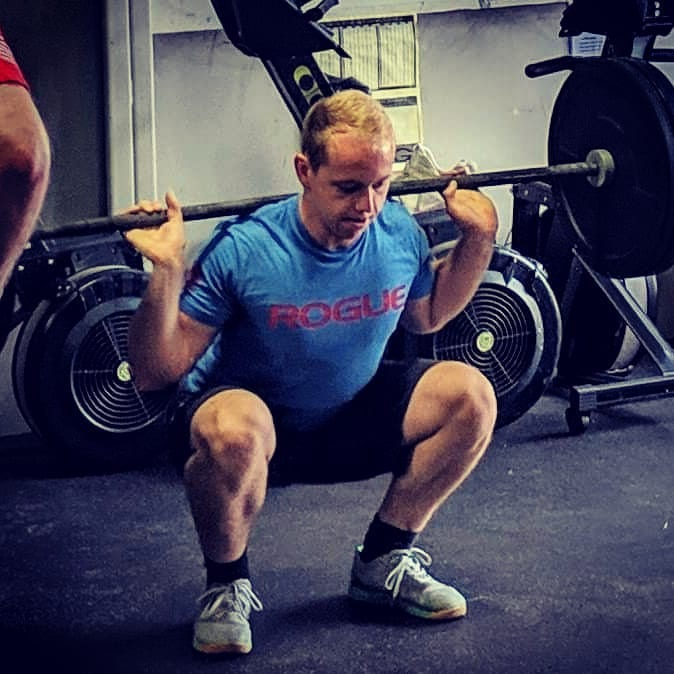STRENGTH - EMOM 12Odd - 3 Front SquatsEven - 6 Back SquatsPerform each 66% of 3RM