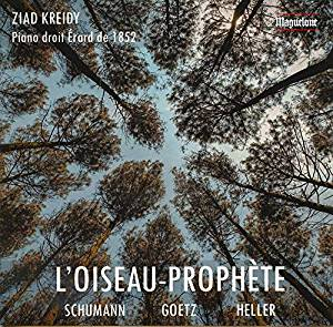 L'Oiseau-Prophète · Schumann, Goetz, Heller