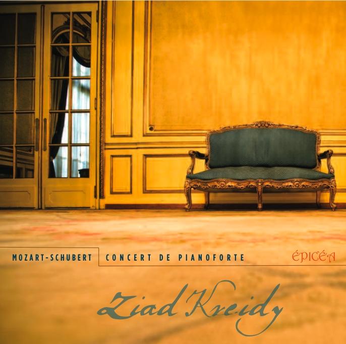 Concert de pianoforte · Mozart/Schubert