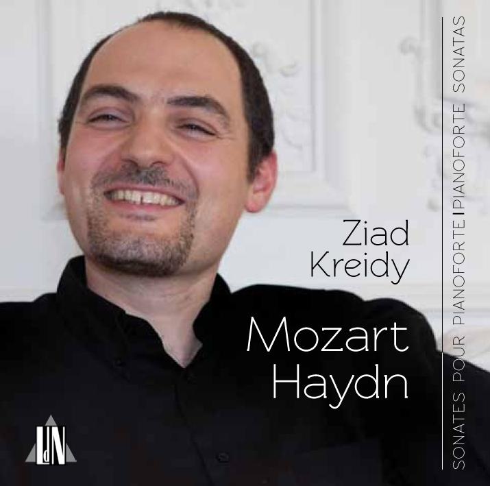 Pianoforte Sonatas · Mozart/Haydn