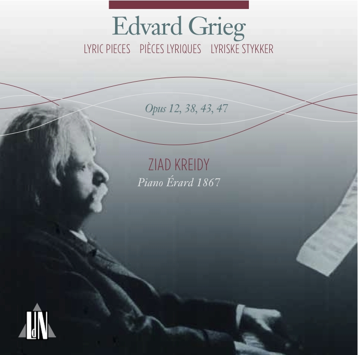 Edvard Grieg · Pièces Lyriques Opus 12, 38, 43, 47