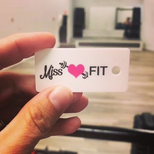 Do you have one of these beauties? We know how you can get one!  If you're looking for motivation, accountability, strong community, and unlocking your true potential...come see us and get your key tag! 💗💗💗 #mainstreetmissfit #missfitstrong #community #strongwomen #ellicottcity #fitness #howardcounty #catonsville #boutiquefitness #leadership #thesweatlife