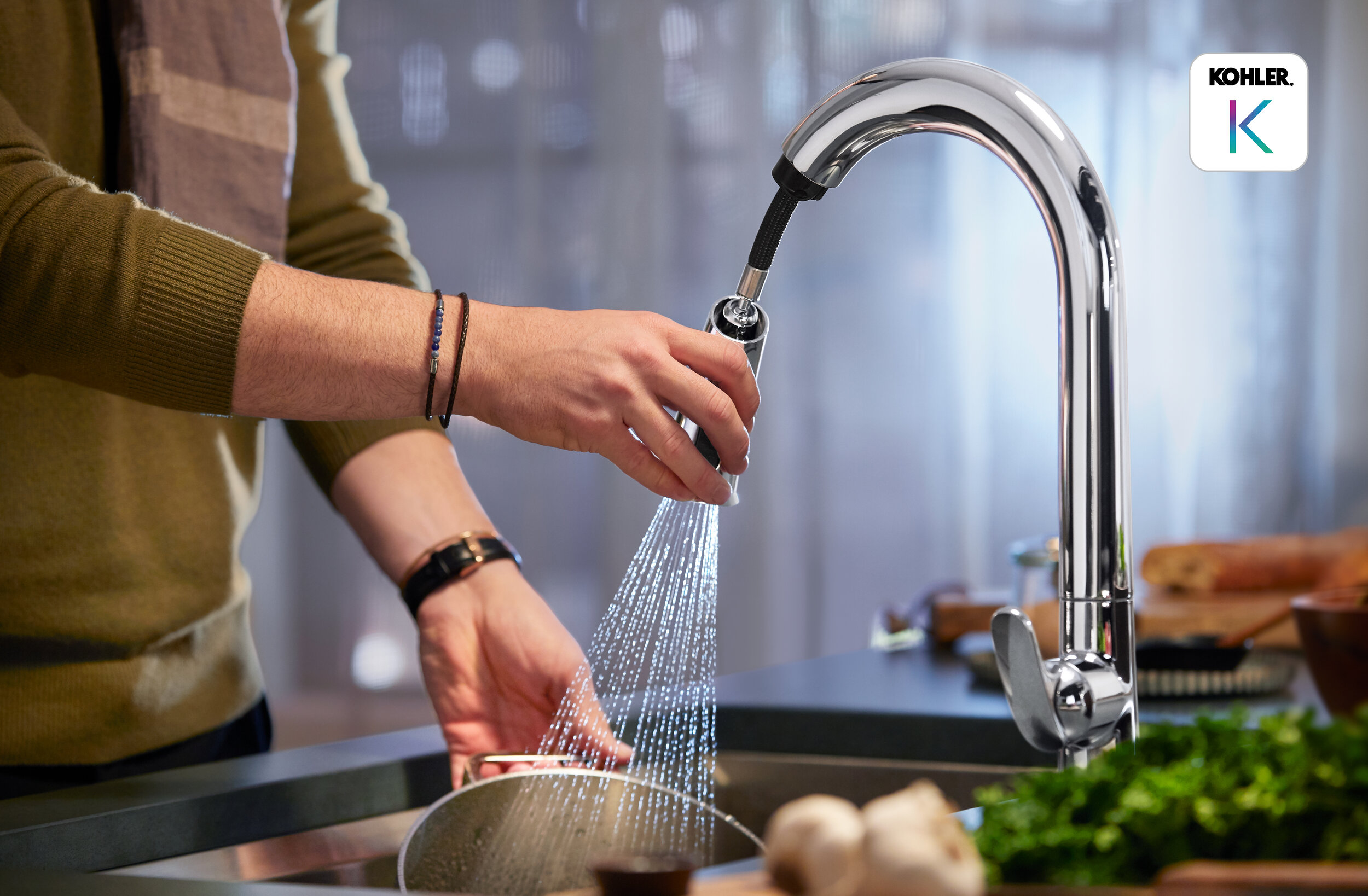 Faucets Category — Kohler Smart Home