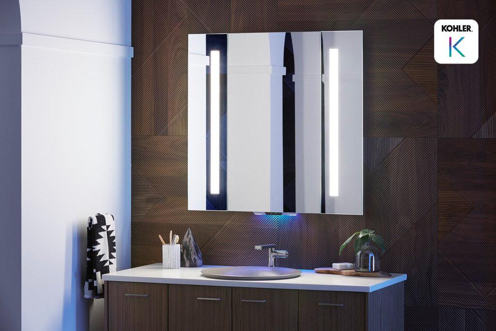 Mirrors Kohler Smart Home, Kohler Led Bathroom Mirror