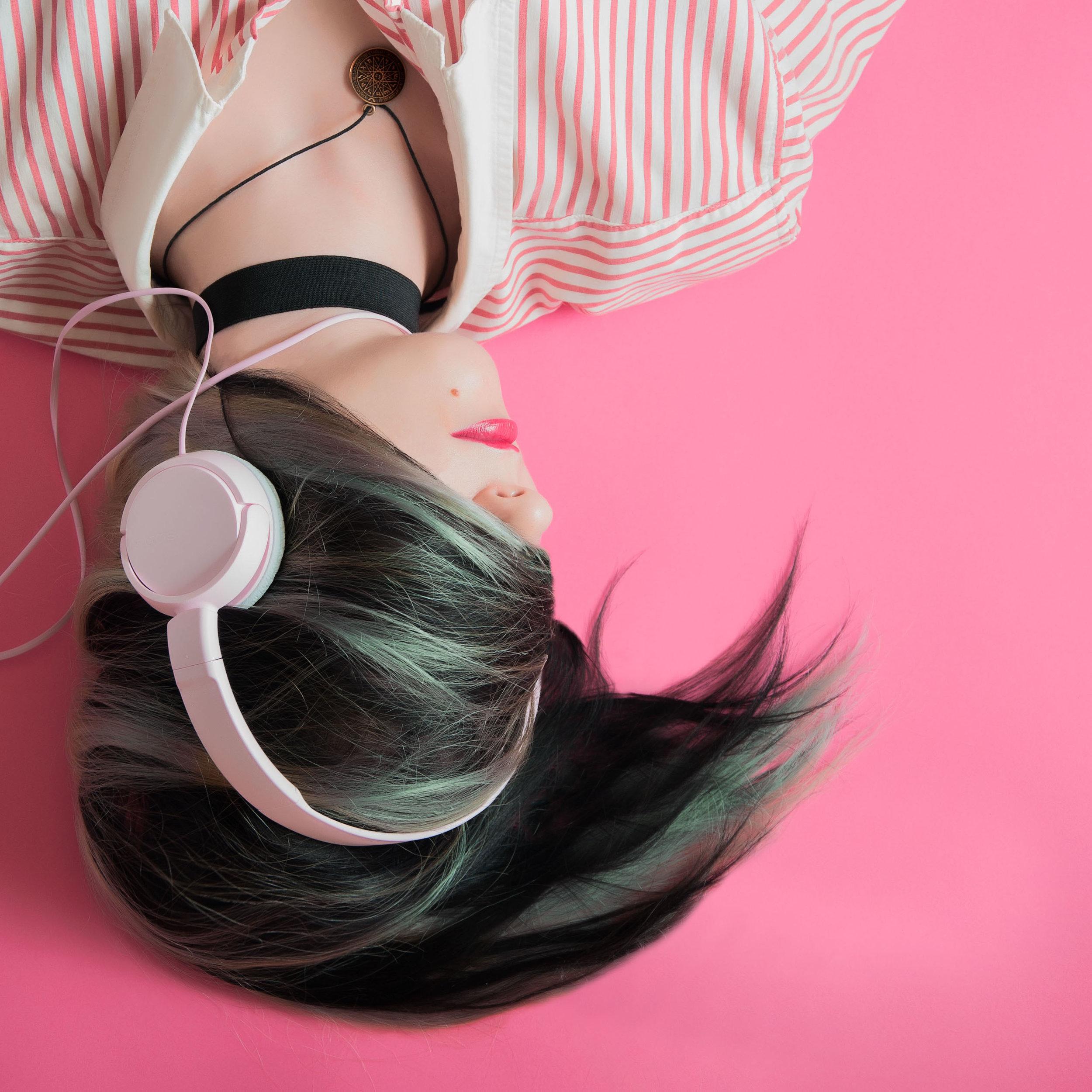 Girl with headphones alice moore.jpg