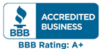 Accredited Since 2010 In Business Since 1986
