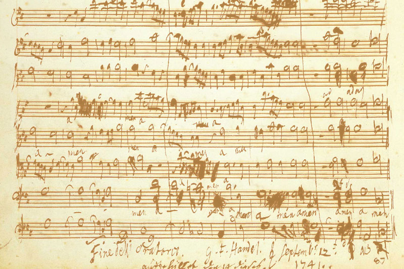 Handel's Messiah | December 7, 2019 - The Somerset Hills Chorus will perform Handel's much-loved oratorio with professional soloists and orchestra. Learn More