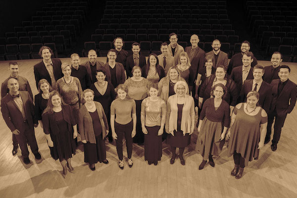 Kinnara Vocal Ensemble | March 21, 2020 - Kinnara is one of the nation's premier professional choirs, made up of 28 young singers from New Jersey, New York, and Pennsylvania.