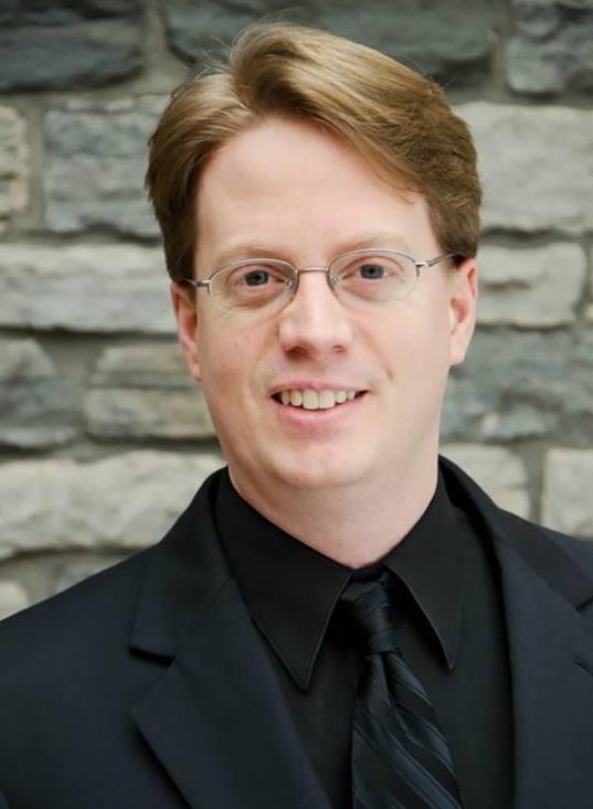 Stephen Sands , Conductor, Tenor, Artistic Director