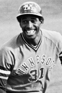 Dave Winfield University of Minnesota  Winfield was a First-Team All-American in 1973 and was a two-time All-Big Ten in 1971 & 73. In his senior season, he was 9-1 with a 2.74 ERA and 109 strikeouts in 82.0 innings; He also batted .385 with eight home runs and 33 RBI in 130 at-bats that season. He was named Most Outstanding Player in the 1973 College World Series. In the CWS, he was 1-0 in , giving up 10 hits, three earned runs and striking out 29 batters in 17.1 innings of work. Winfield was also 7-for-15 with two RBI in the CWS. He played 22 seasons in the major league. He had the winning hit in the 1992 World Series with the Blue Jays over the Atlanta Braves.