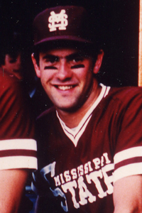Will Clark   Clark, a first baseman, was BCA All-American in 1984 and consensus All-American in 1985, when he became the first SEC player to win the Golden Spikes Award.