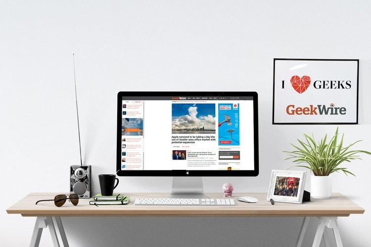 GeekWire's Geek Home of the Week
