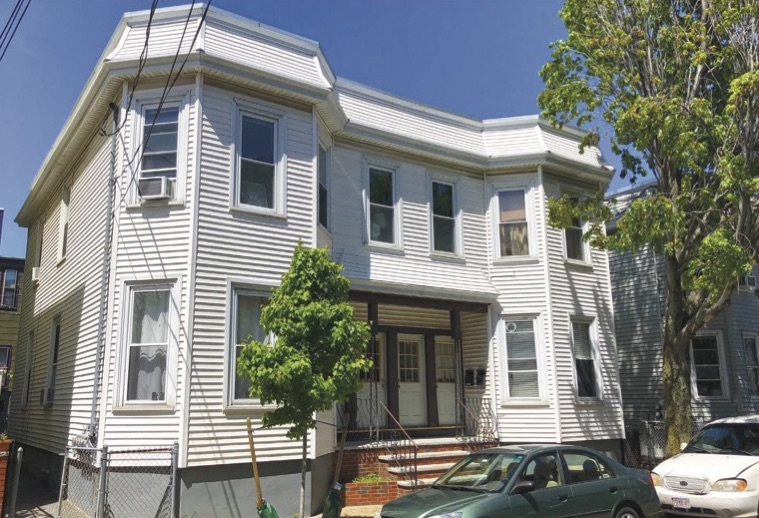 28-34 Portsmouth Street - Renovation of 4 Apartments in Kendall Square