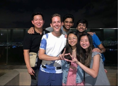 Brotherhood - Find your family with Delta Sigma Pi. Click below to learn more about the lifelong friendships waiting for you!