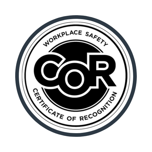 COR WORKPLACE SAFETY CERTIFIED