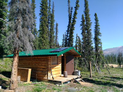 OFF-GRID PROJECTS - Solar adventures in the Northwest Territories.