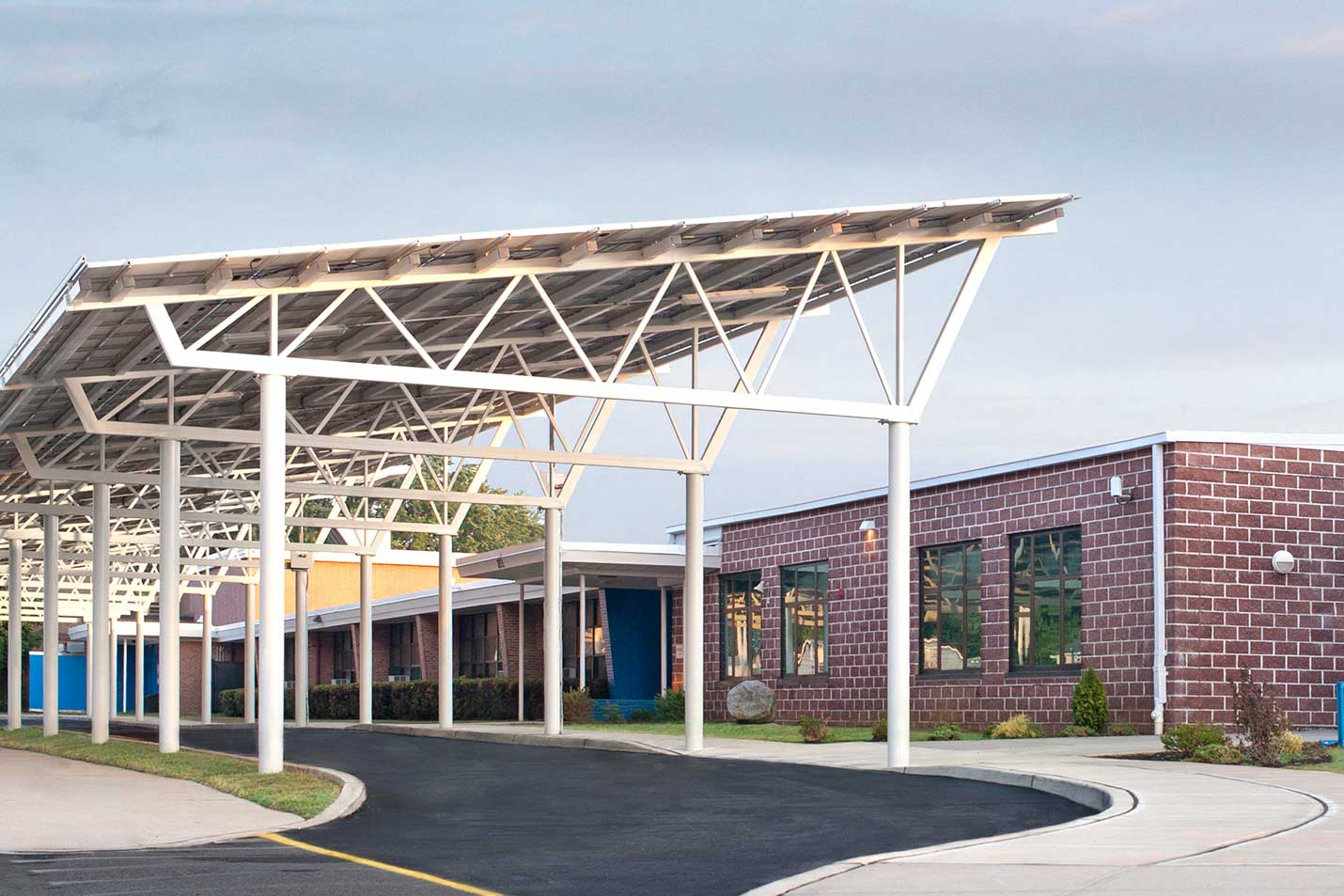Solar - DESIGN/BID/BUILD (DBB) DELIVERY PROCESSPOWER PURCHASE AGREEMENT (PPA) DELIVERY PROCESSSOLAR DESIGN: TREES, CANOPIES, SHADE STRUCTURES, BUSGRANT SECURINGCONSTRUCTION ADMINISTRATIONOur Solar projects have begun the process of saving our clients millions, including clients such as:Absecon Township Board of Education (1 MW)Holmdel Township Board of Education (1.88 MW)Clinton Township Board of Education (2.2 MW)Brookdale Community College (1.4 MW)Union Beach Board of Education (0.5 MW)Shore Regional High School (1 MW)Jackson Board of Education (2.6 MW)Salem County Vocational Technical School (1.2 MW)South Bound Brook School District (0.5 MW)
