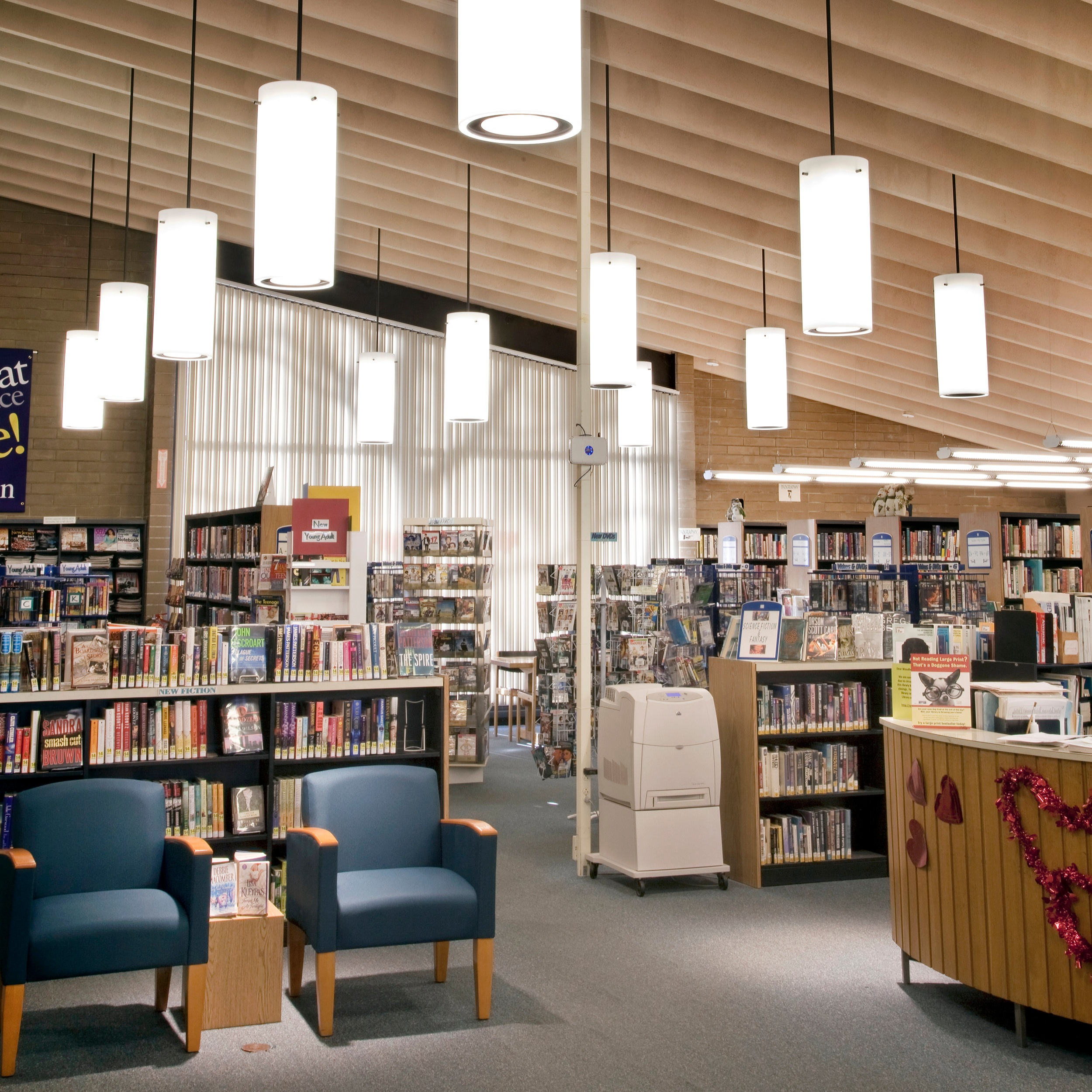 Iselin Branch Library -