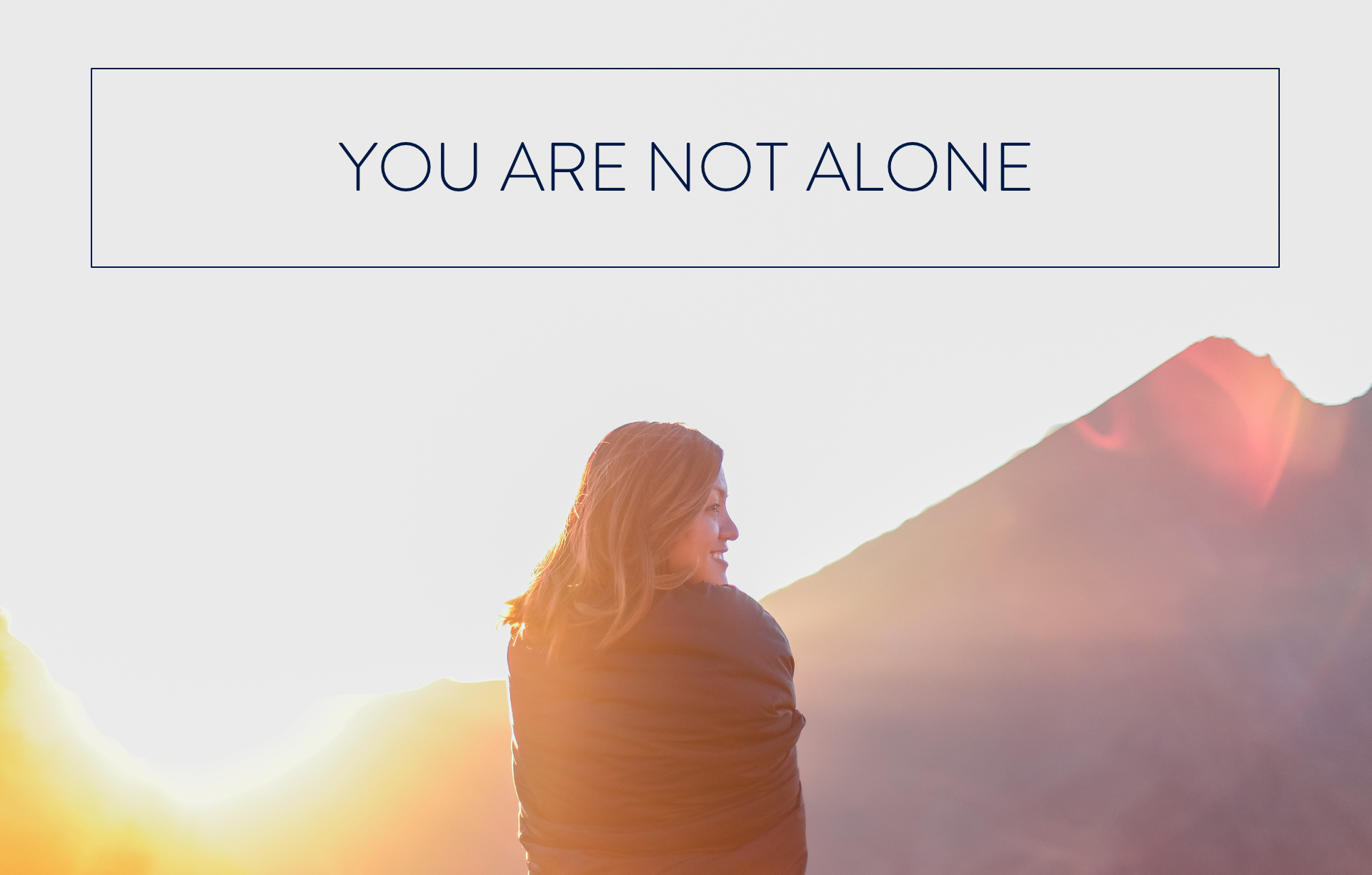 Hello Hope: You are not Alone