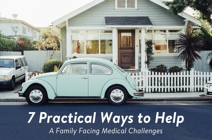 Practical Ways to Help a family Facing Medical Challenges