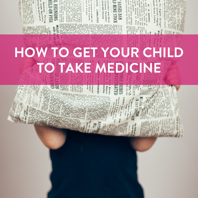 How to Get Your Child to Take Medicine - helloHOPE