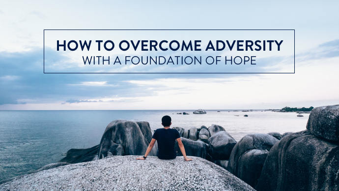 helloHOPE overcome adversity