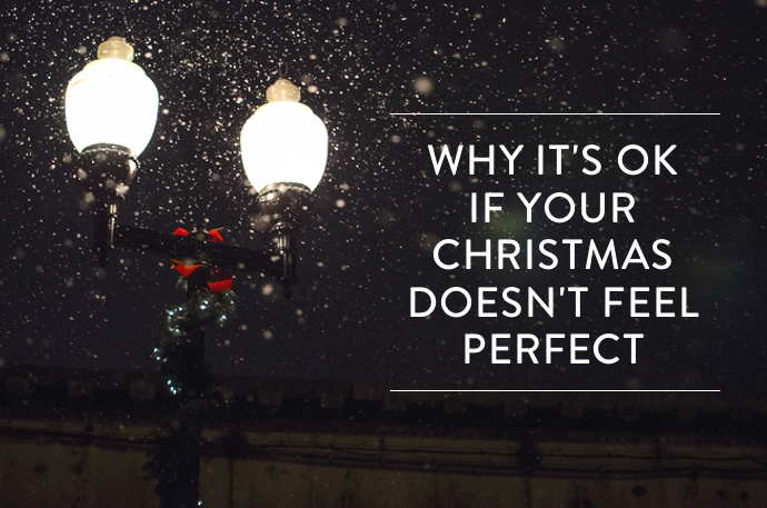 helloHOPE: Why It's Ok If Your Christmas Doesn't Feel Perfect