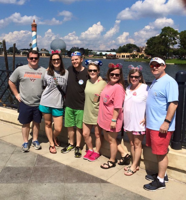 The Gaffney's at Disney | Hope with Chronic Myelogenous Leukemia