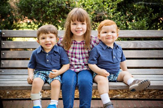 Whit is cancer free | Trilateral Retinoblastoma Story