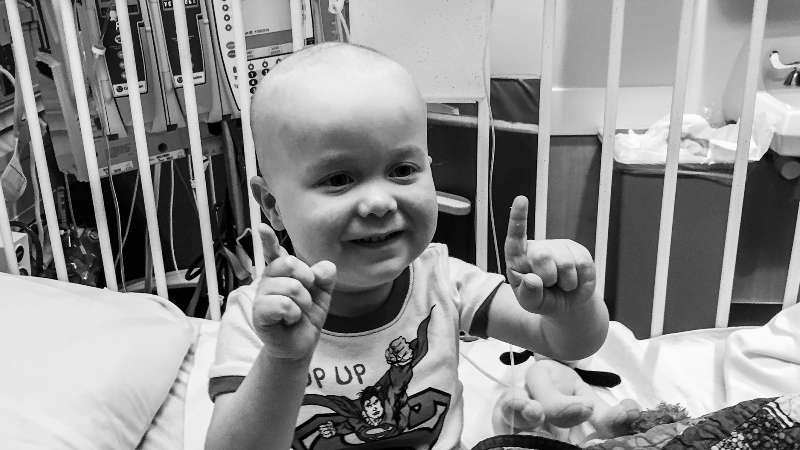 Hero: Charlie Osborn's Story with Hyper-IgM Syndrome