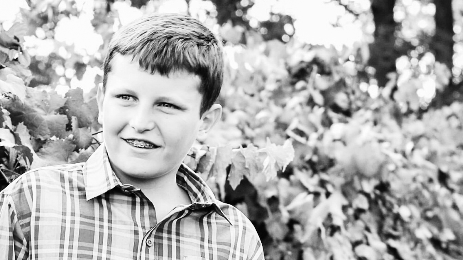 Nick Smiling | Committed to Hope: Nick's Story with Extensive Cortical Dysplasia