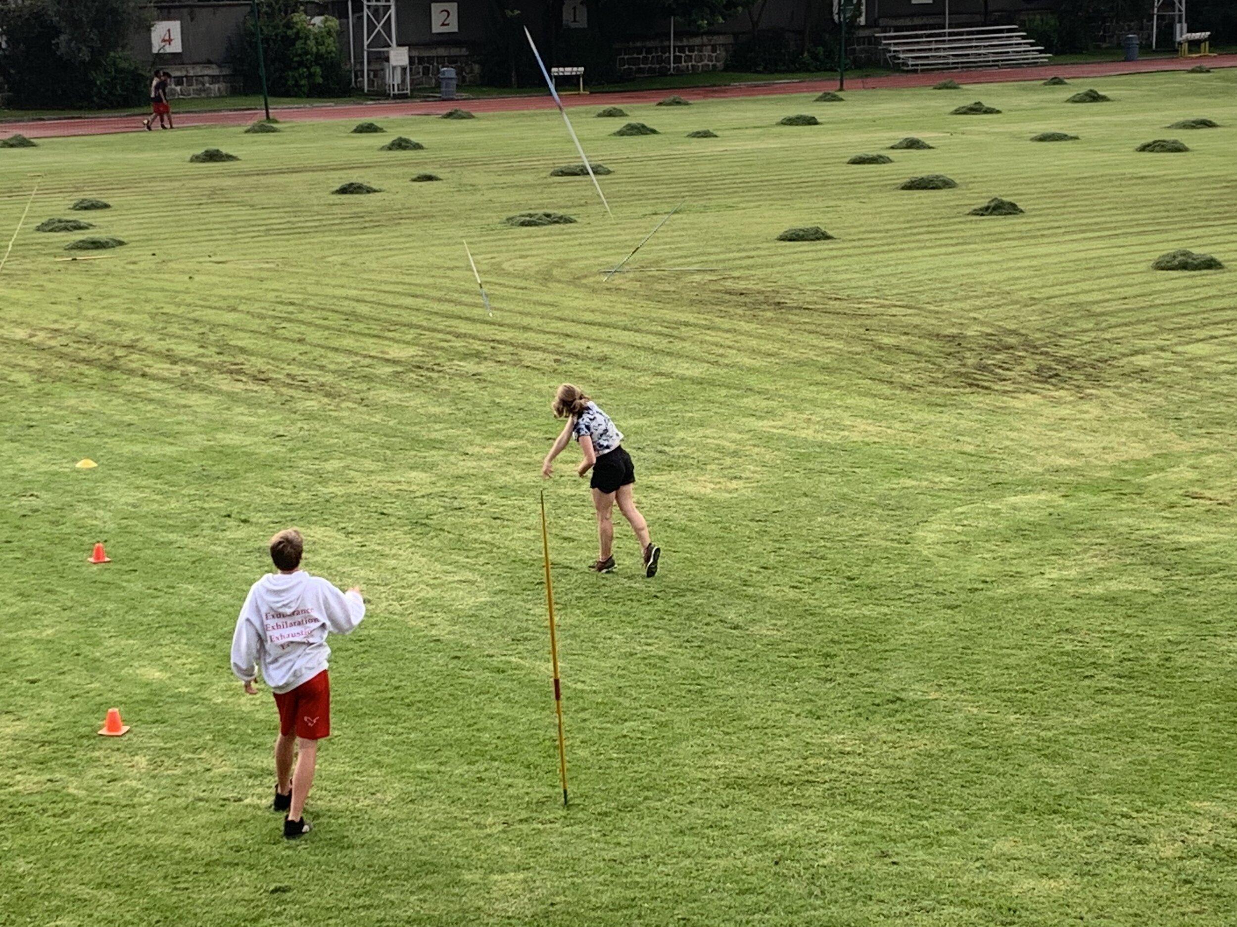 Maya javelin practice #2.jpg