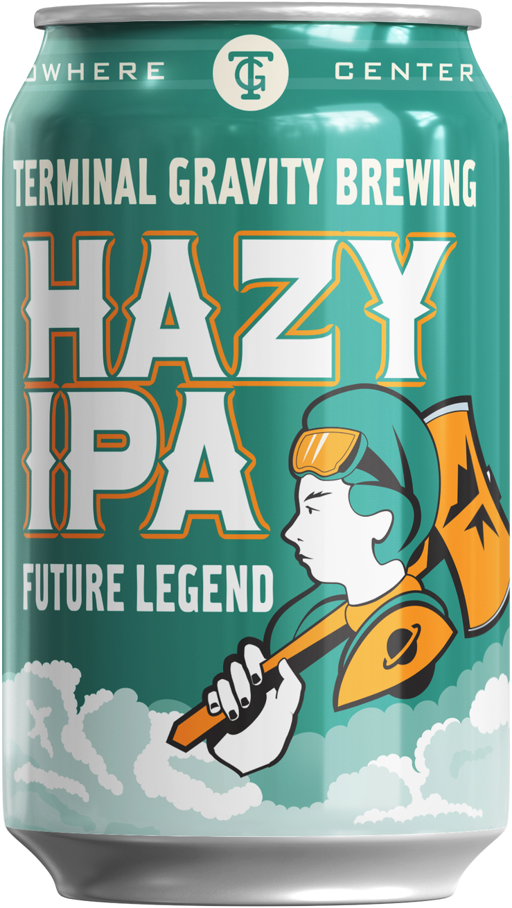 Copy of Future Legend Hazy IPA