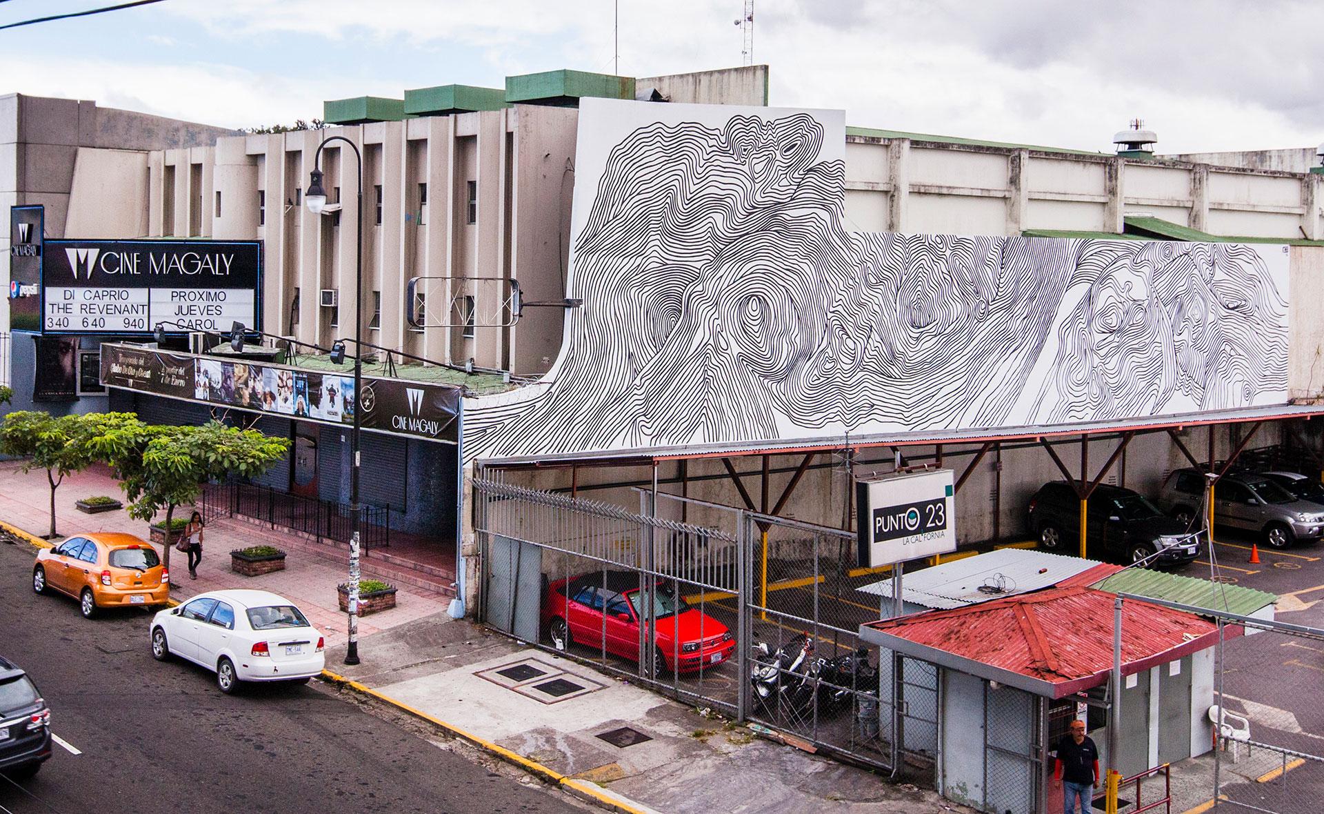 Mural. 125 mts2. 2016