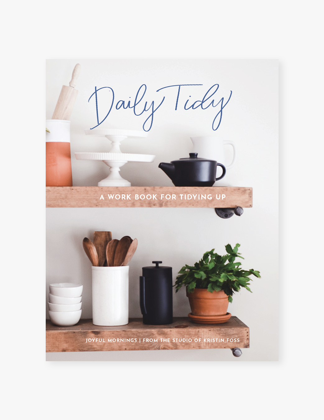 The Daily Tidy - In this digital workbook, you will find:19 pages totalA step-by-step guide to my method of creating a personalized cleaning routine for your householdDaily Tidy work sheets to help organize your routineA daily master cleaning routine sheet + a weekly master cleaning pageA sample of my daily + weekly cleaning schedule