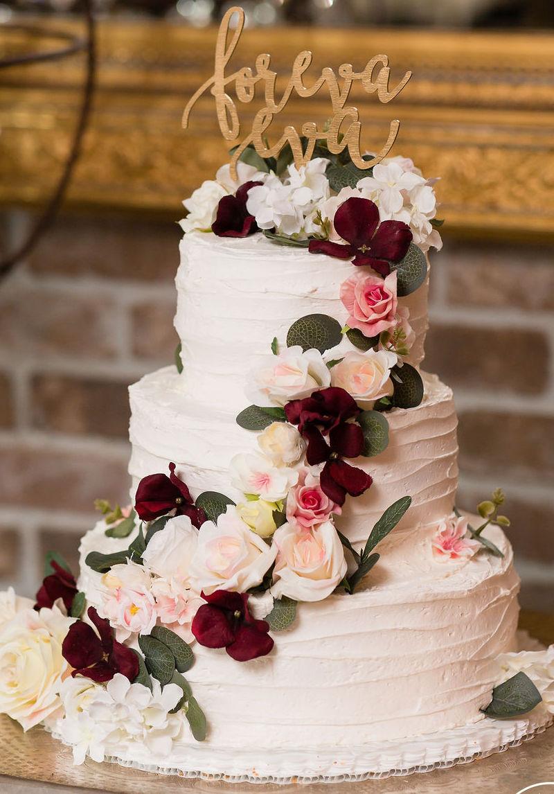 3 tier rustic silk blush burgundy cascade.jpg