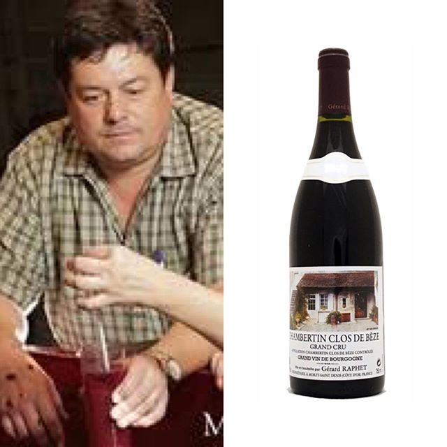 There here!! The burgundy lovers burgundy from Gerard Raphet. A small amount of Grand Cru's are available. #closvougeot #closdebeze #charmeschambertin #closdelaroche do for more info. Available in BC and Alberta